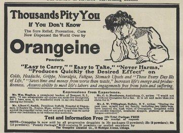 orangeine